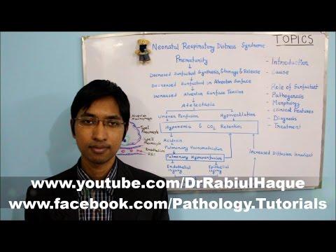 Neonatal Respiratory Distress Syndrome (HD)