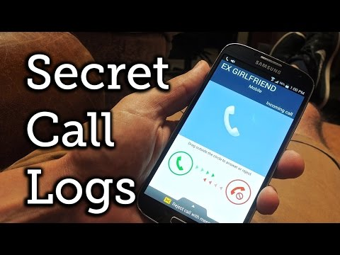 Hide Call & Messaging History on Your Android Phone with Reflection [How-To]