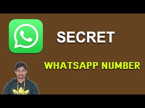 Secret Whatsapp Number you Must Know || Hindi Tech Tuts