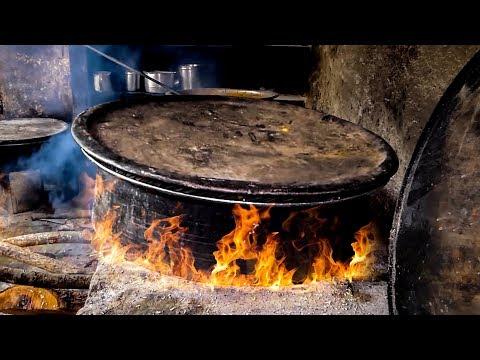 #World Famous Hyderabadi Goat Biryani | Traditional Mutton Biryani Recipe street food