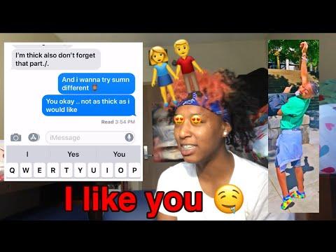 Xxx Mp4 TELLING MY GAY BOY BSF I WANT HIM 🤧👫 He Likes Me Bruh 3gp Sex
