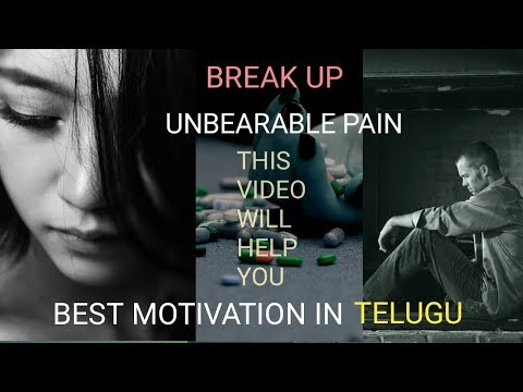 5 Simple Tips to Get Out of LOVE FAILURE   TELUGU MOTIVATIONAL SPEECH BREAKUP THARUN LEVI(2018)