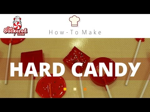 How to Make Hard Candy (Stove Top) with GetSuckered.com