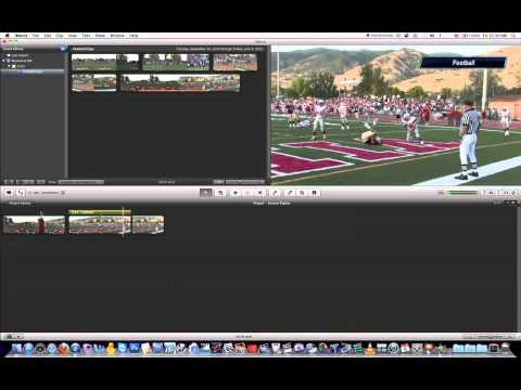 Instant Replay Effect In iMovie 11