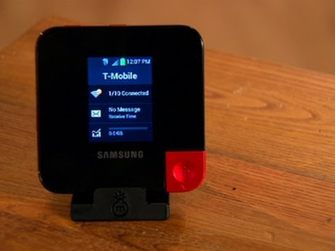 T-Mobile ZTE Z915 Hotspot - Band 12 LTE Support - T Mobile