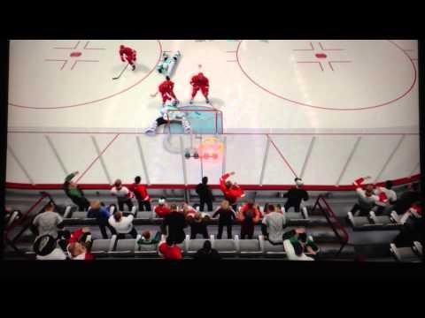 Breakaway Deke NHL14