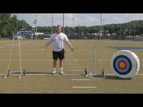 Archery Targets and Archery Target Stands