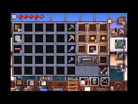 Junk Jack | Let's Play | Episode: 11 Sweet Golden Progress & Dual Gamepad!