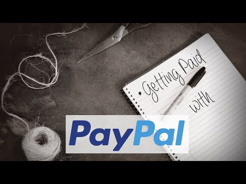 Using Paypal To Get Paid