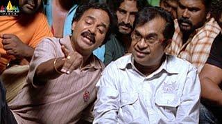 Venu Madhav Comedy Scenes Back to Back | Neninthe Telugu Movie Scenes | Sri Balaji Video