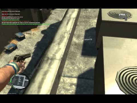 Gta IV: Multiplayer - Parkour