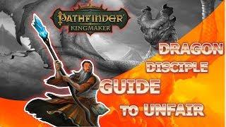 Pathfinder: Kingmaker - Dragonshifter Sorcerer Build