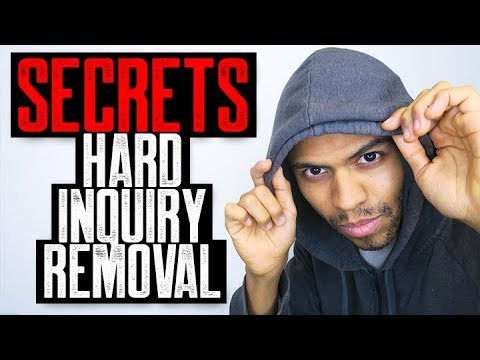 SECRET Ways to Remove Hard Inquiries From Credit Reports || Section 604 || Freeze SageStream