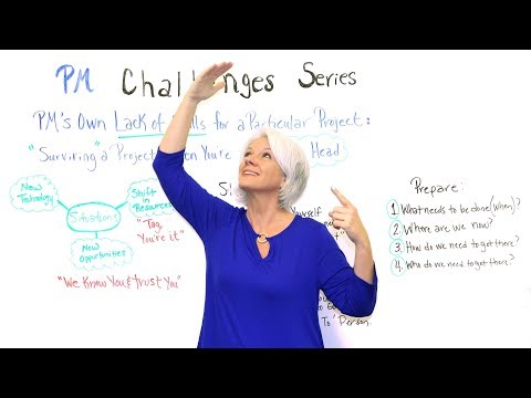 PM Challeges: Skills Gap - Project Management Training