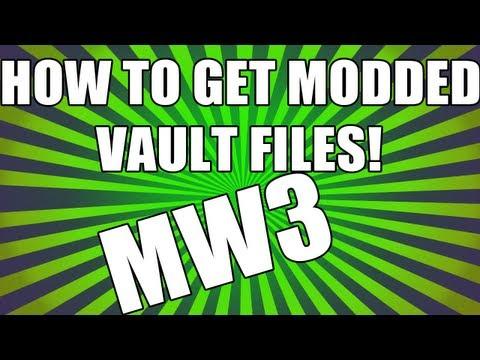 Modern Warfare 3 (MW3) - CMR Mod Tutorial online Xbox 360 USB