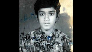 M S Dhoni childhood photos - india cricket captain