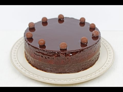 Mousse Cake Riviera | Chocolate Mousse Cake Recipe
