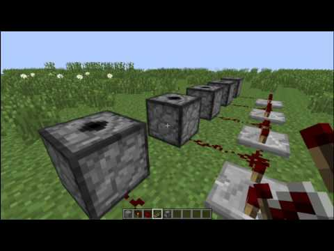 How to make fireworks launcher in minecraft EASY - PC version