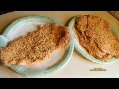 Breaded Pork Loin