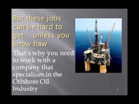 Oil Careers - No experience required