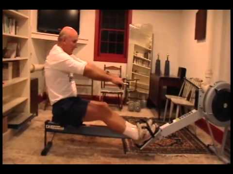 Indoor Rowing Technique: How to Row an Ergometer Efficiently