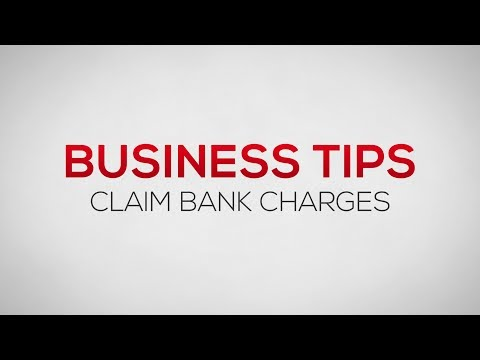 Claiming Bank Charges as Self-Employed | Business Tips