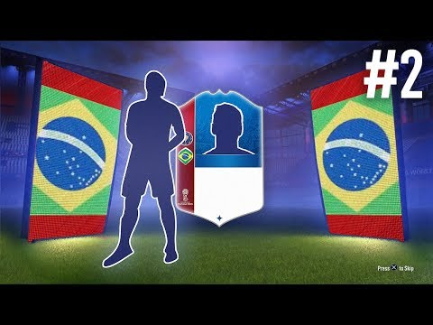 INSANE DRAFT REWARD! - FIFA 18 Draft To Glory World Cup #02