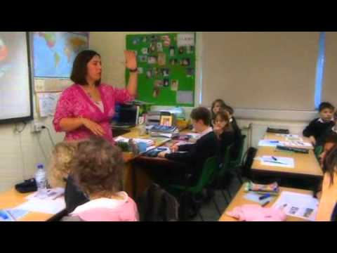 Using props to teach geography at secondary school level