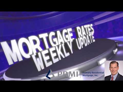 Mortgage Rates Weekly Video Update May 7 2018