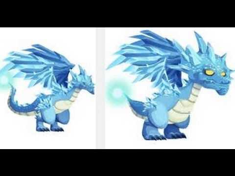 How To Breed COLD STAR Dragon Review in Dragon City