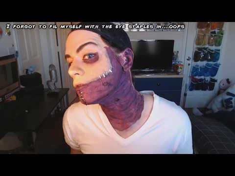 【Makeup】Dabi - My Hero Academia【Cosplay Tutorial】