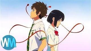 Top 10 Anime Movies (Redux)