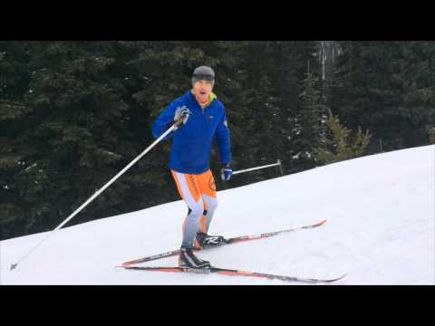 Classic Nordic Skiing Uphill: Get a Stronger Kick!