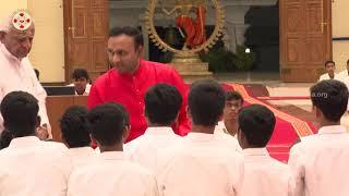 Divine Satsang Live from Muddenahalli : 06 September 2018