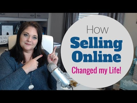How Selling Online Changed My Life | Etsy Success Inspiration