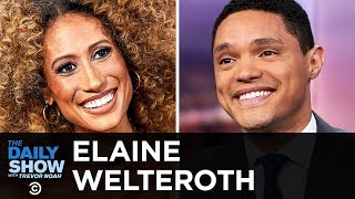 "Elaine Welteroth - ""More Than Enough"" and Transforming Teen Vogue for the Trump Era 