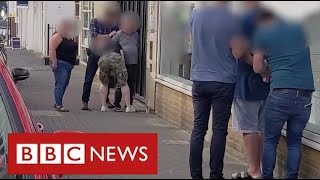 700 arrests in UK as police infiltrate top-secret criminal communications - BBC News
