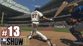 I HATE MYSELF! | MLB The Show 18 | Diamond Dynasty #13