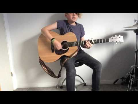 Noah Evans - sweet child o mine (cover)