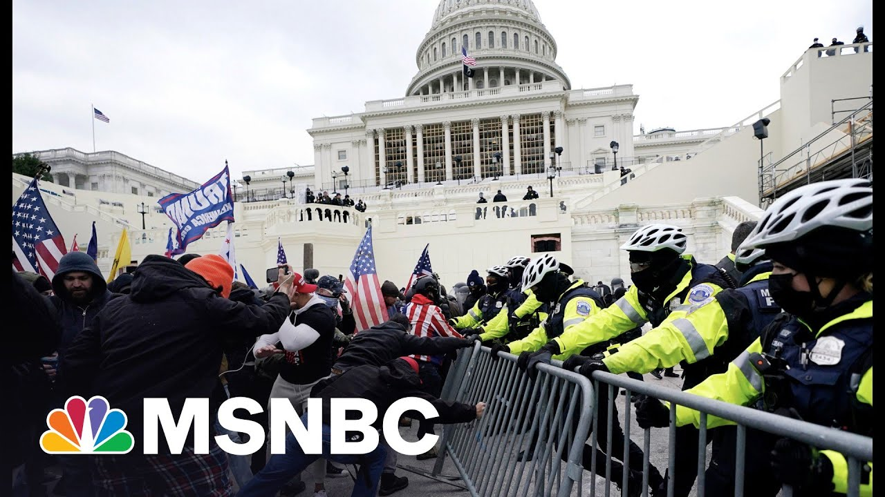 """Don't Call It Trump's """"Big Lie."""" It's An Attack On America 