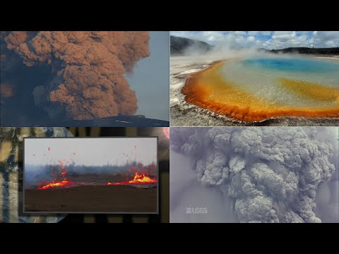 Supervolcanoes ALERT: One Year Warning may precede Giant Volcanic Eruptions