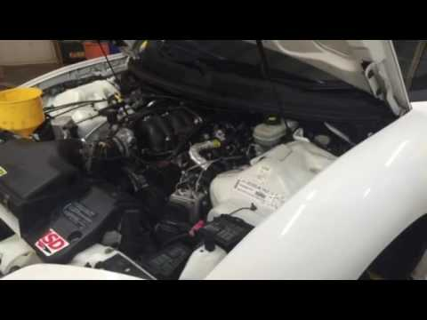 2002 Trans Am sinister cam swap