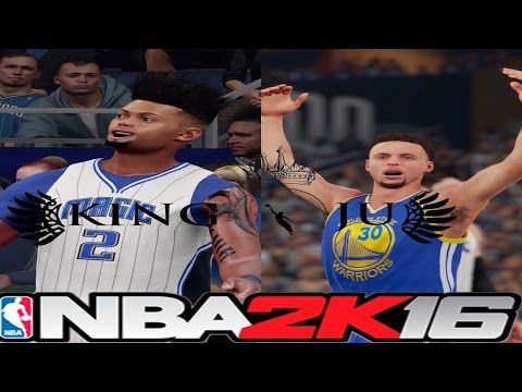 NBA 2K16 MyCareer - Cover Athlete Stephen Curry!!!
