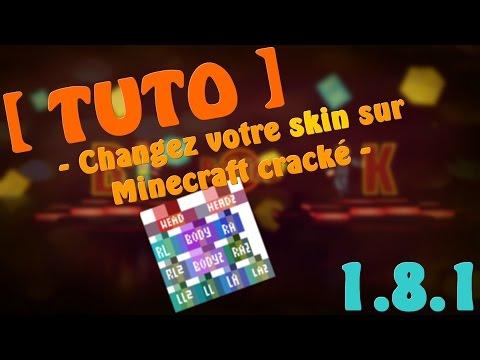 [Tuto] - Comment changer son skin sur Minecraft cracké 1.9