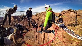 GoPro: Space Net BASE Jump