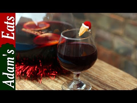 How to make mulled wine | Christmas recipes