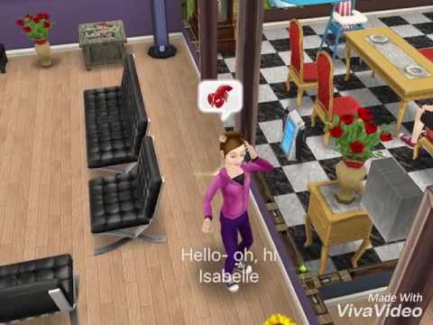 Sims Freeplay: Anna And Isabelle
