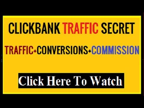 How To Promote Clickbank Products Without A Website With Unlimited Traffic