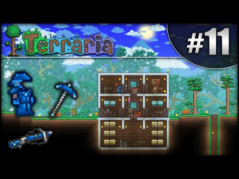 Terraria Playthrough (1.2.4): Episode 11 - Ore Expedition!
