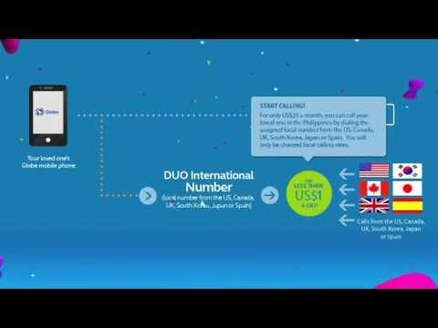 Globe DUO INTERNATIONAL Info Video